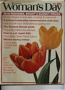 Woman's Day - March 1971