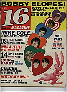 16 Magazin E- March 1970