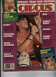 Circus - December 31, 1984 (Image1)