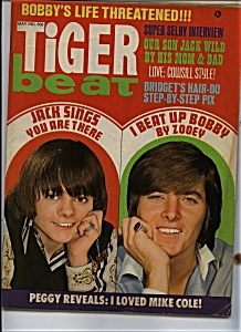 Tiger Beat - May  1970 (Image1)