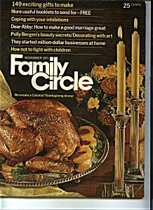 Family Circle - November 1971 (Image1)
