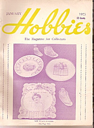 Hobbies magazine - January 1975 (Image1)