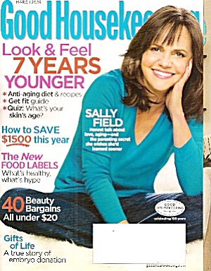 Good Housekeeping -  March 2009 (Image1)