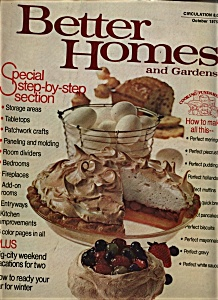 Better Homes and Gardens - October 1975 (Image1)