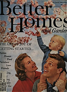 Better Homes &  Gardens - May 1961 (Image1)