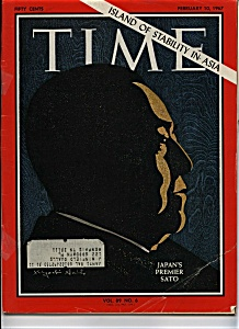 Time - February 10, 1967