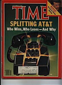Time - November 21, 1983 (Image1)