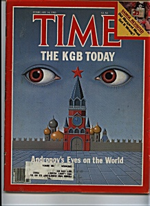 Time - February 14, 1983 (Image1)