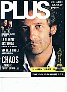 Plus - le magazine de canal  March 2003 (Image1)