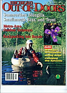 Michigan Out of doors magazine July 1999 (Image1)