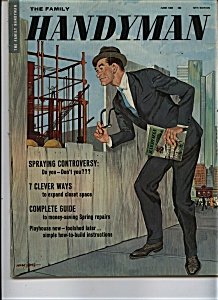 The Family Handyman - June 1963 (Image1)