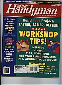 The Family Handyman - October 1995 (Image1)