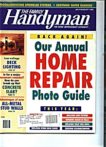 The Family Handyman - July/August 1995 (Image1)