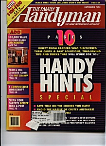 The Family Handyman - November 1995 (Image1)
