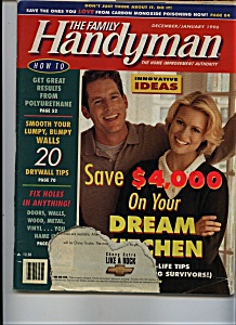 The Family Handyman - December/January 1996 (Image1)