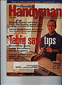 The Family Handyman - April 1998 (Image1)
