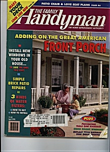 The Family Handyman - April 1995 (Image1)