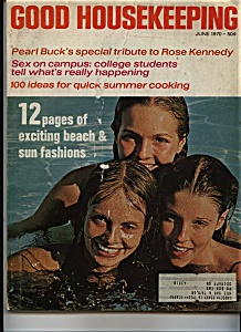 Good Housekeeping - June 1970 (Image1)