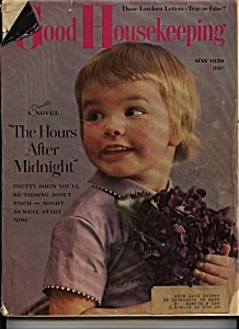 Good Housekeeping - May 1958 (Image1)