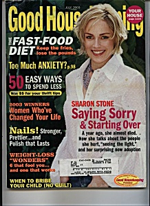 Good Housekeeping - July 2003 (Image1)