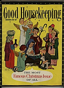 Good Housekeeping - December 1953 (Image1)