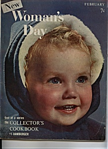 Woman's Day - February 1957 (Image1)