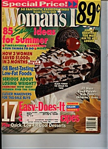 Woman's Day =June 4, 1996 (Image1)