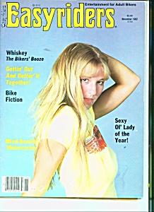Easyrider magazines - November 1982 (Image1)