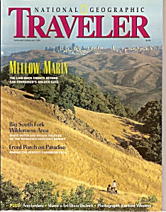 National Geographic Traveler -   Jan., Feb. 1994 (Image1)