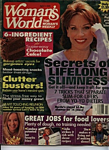 Woman's World - April 4, 2000 (Image1)