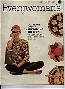 Everywoman's -November 1957 (Image1)