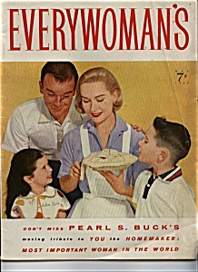 Everywoman's May 1957