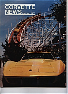 Corvette News - April/may 1977