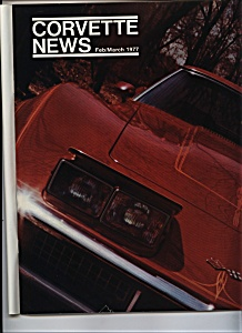 Corvette News    Feb/ March 1977 (Image1)