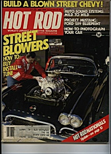 Hot Rod - May 1979