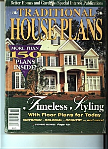 Traditional House Plans - 1994