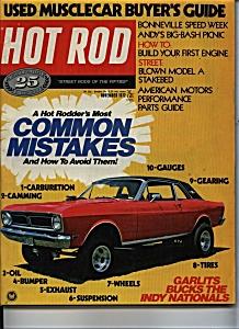 Hot Rod - November 1972 (Image1)