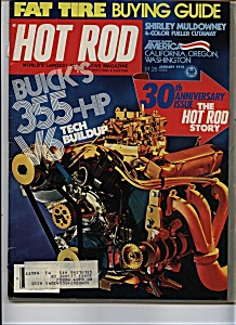 Hot Rod - January 1978