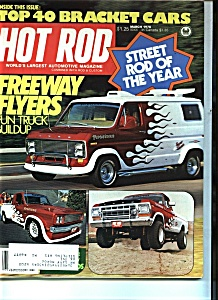Hot Rod - March 1978