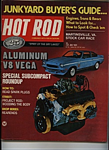 Hot Rod - July 1972 (Image1)