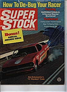Super Stock - February 1973 (Image1)