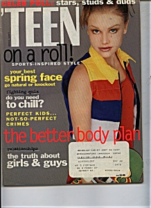 Teen - April 1997 (Image1)