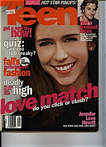 Teen - September 1999 (Image1)