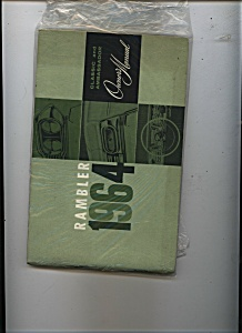 Owners Manual - 1964 RAMbler (Image1)