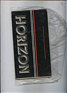 Horizon - 1979 operating instructions (Image1)
