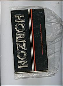 Horizon - 1979 operating instructions (Image1)