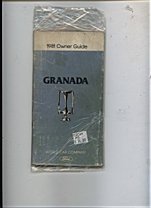 Granada - 1981 Owner Guide (Image1)