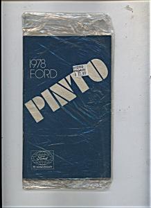 1978 Pinto Manual (Image1)