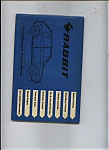 Rabbit 1978 owners manual (Image1)