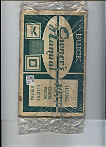 Buick LeSabre - 1977 Manual (Image1)